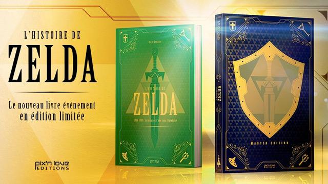The Story of Zelda vol. 1 by Pix'N Love