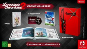 Xenoblade Chronicles 2 unveils its collector and a Pro pad