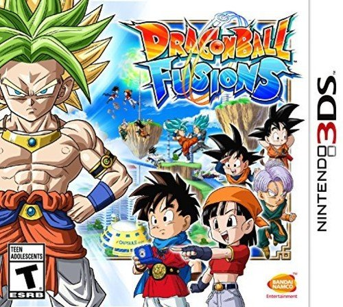 Dragon Ball Fusions on Nintendo 3DS