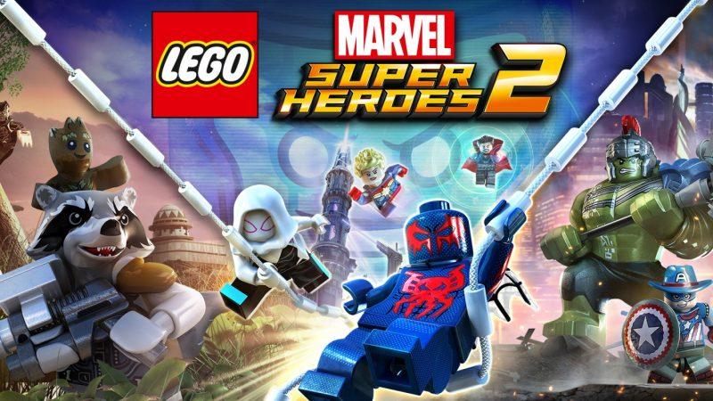 Lego Marvel Super Heroes 2 on Nintendo Switch