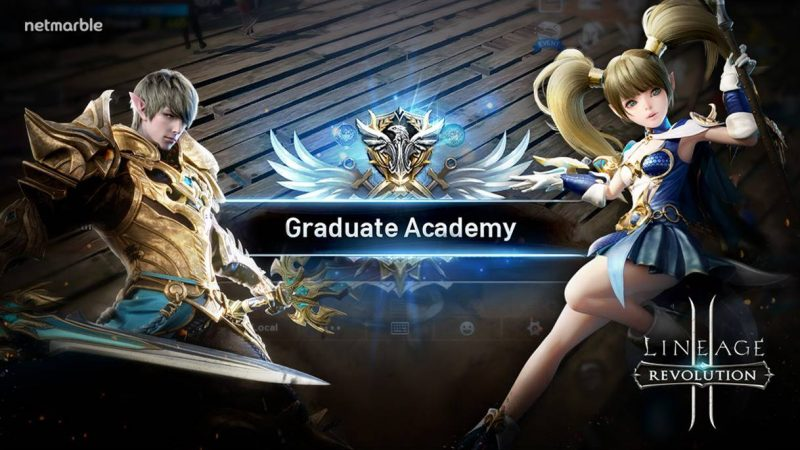 Lineage 2: Revolution arrives with the Clan Academy